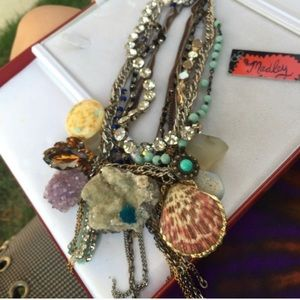 Madley Statement Necklace